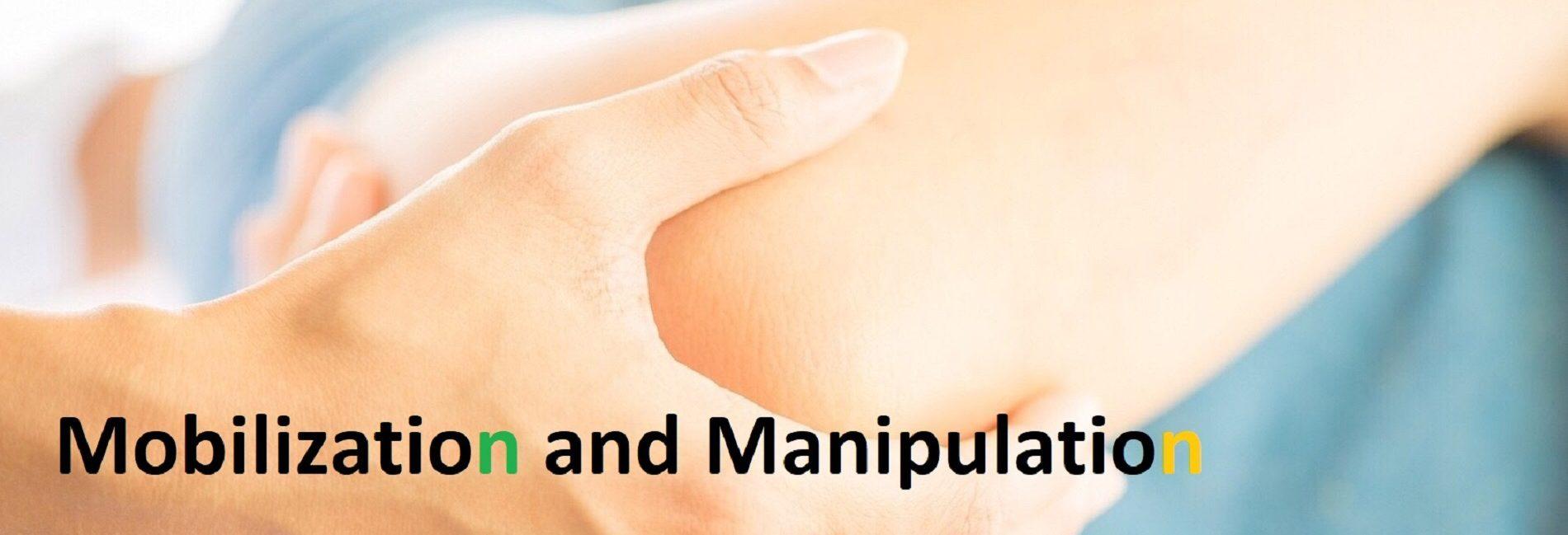 Mobilization and Manipulation